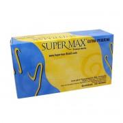 Luva Super Max Látex com Amido - 100 un.
