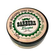 Pomada Modeladora Barbers Essential com Aloe Vera 150g