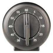 Temporizador Timer Analógico 60 Minutos Series KT26 Preto