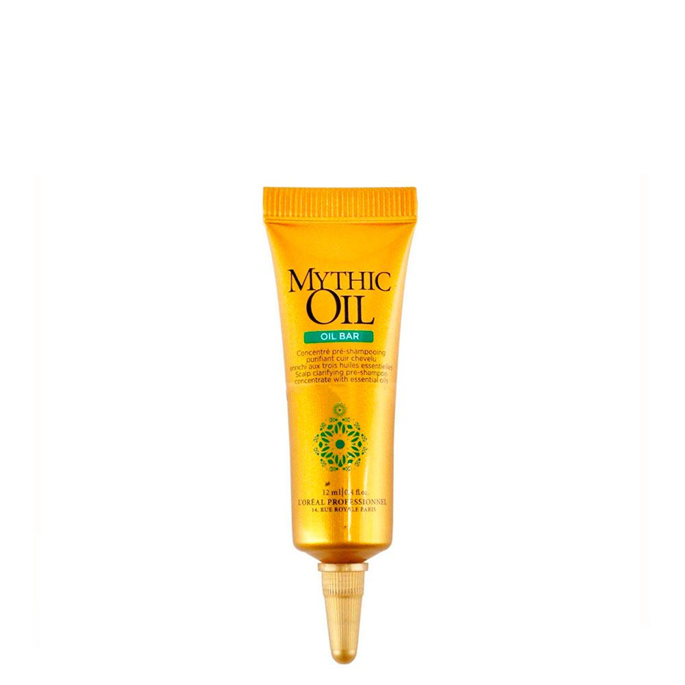 Ampola Concentre Mythic Oil L'Oréal Professionnel - 12ml