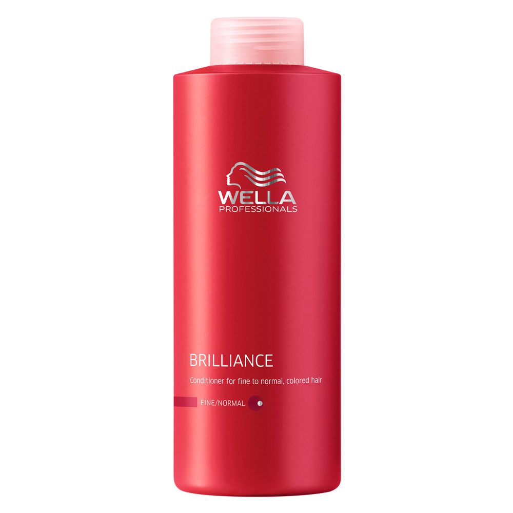 Condicionador Brilliance Wella Professional - 1000ml