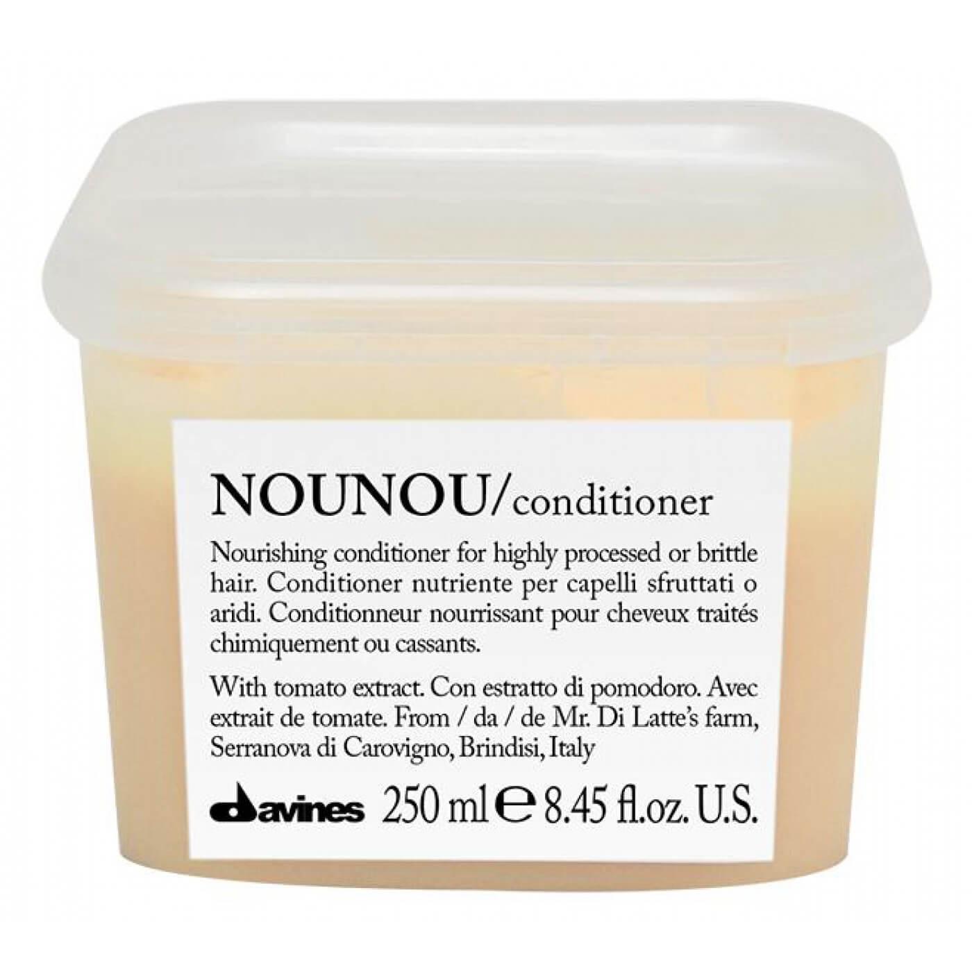 Condicionador Davines NOUNOU 250 ml