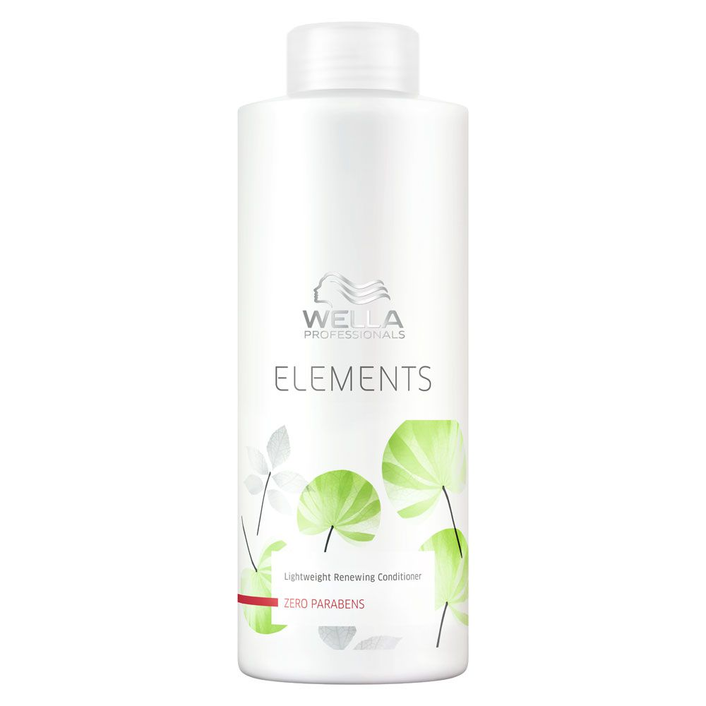 Condicionador Elements Renewing Wella Professional - 1000ml