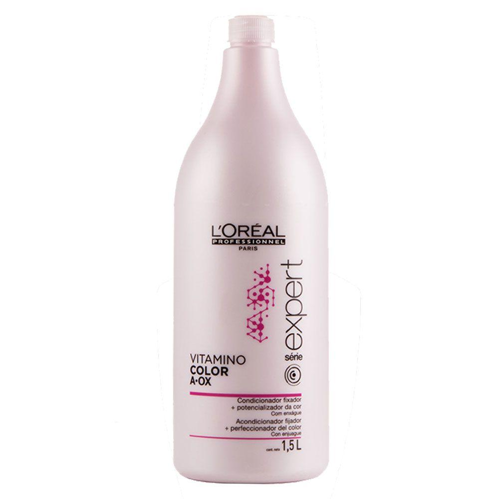Condicionador Fixador da Cor Vitamino Color A.OX L'Oréal Professionnel - 1500ml