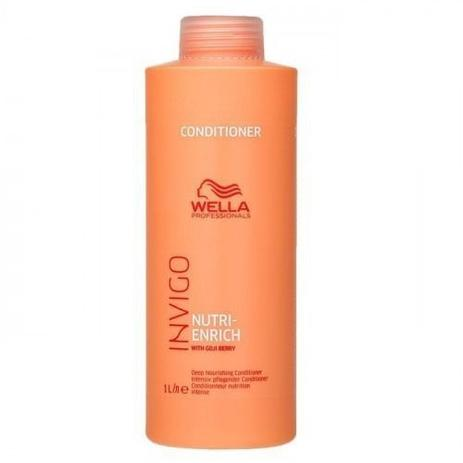 Condicionador Wella Professionnel Invigo Nutri-Enrich 1000ml
