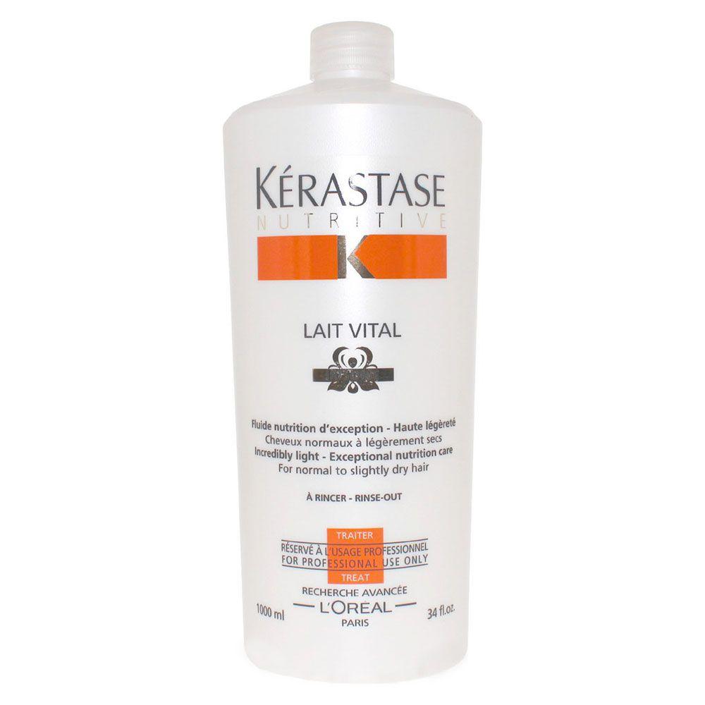 Condicionador Kérastase Nutritive Lait Vital Irisome - 1000ml