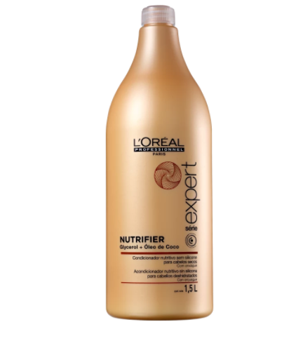 Condicionador L'Oréal Nutrifier Glycerol - 1500ml