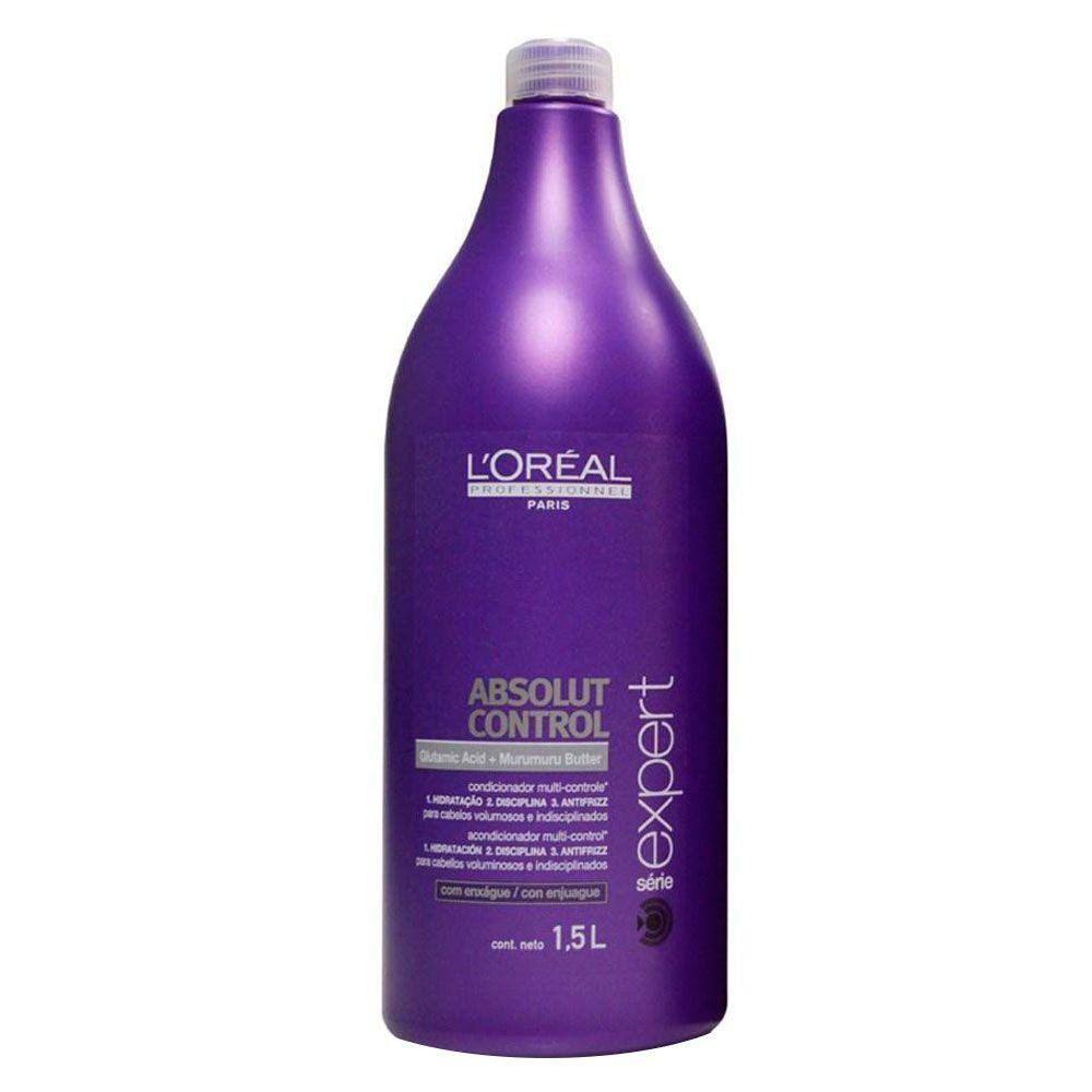 Condicionador Multi Controle Absolut Control L'Oréal Professionnel - 1500ml