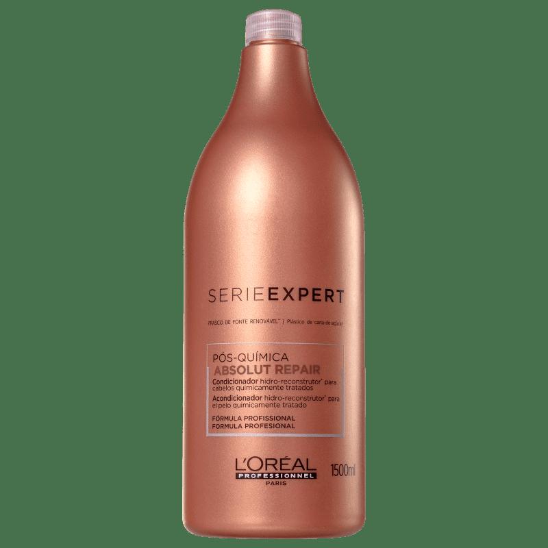 Condicionador Absolut Repair Pós Química L'Oréal Professionnel - 1500ml