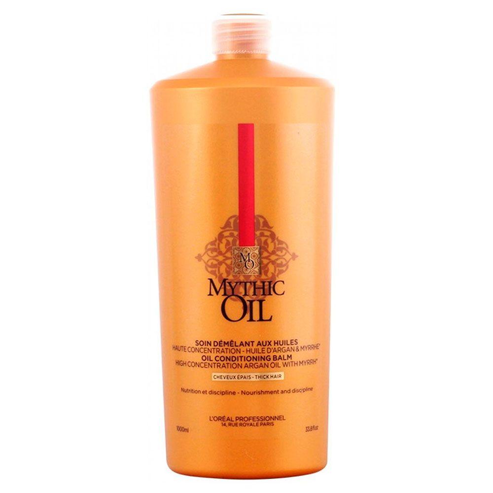 Condicionador Mythic Oil L'Oréal Cabelos Grossos -1000ml