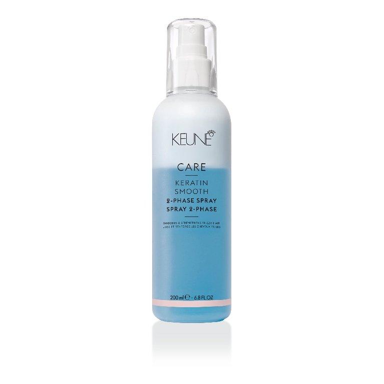 Condicionador Sem Enxague em Spray Keune Care Keratin Smooth  200 ml