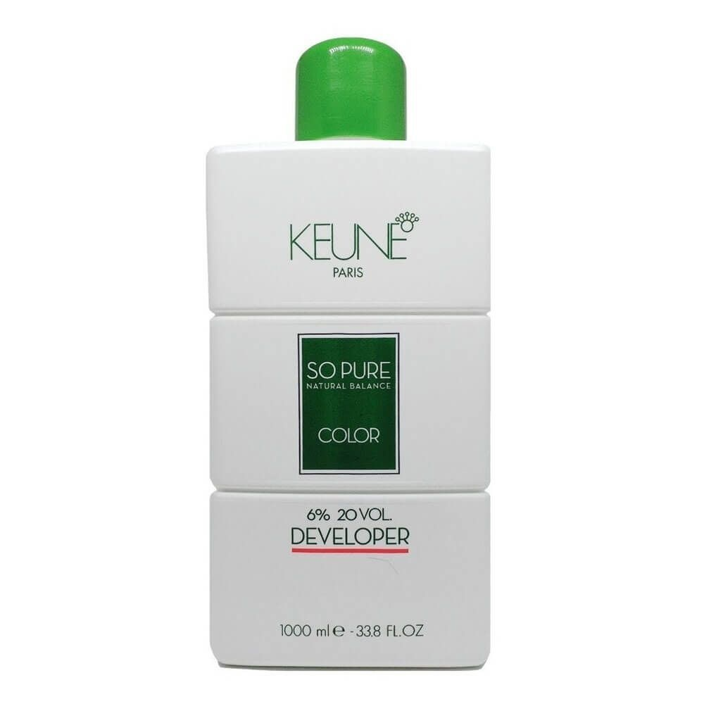 Developer Keune So Pure 6% 20 vol 1000 ml
