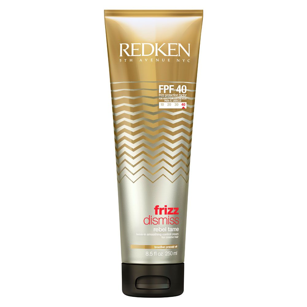 Creme de Pentear Anti-Frizz Redken Frizz Dismiss Rebel Tame - 250ml