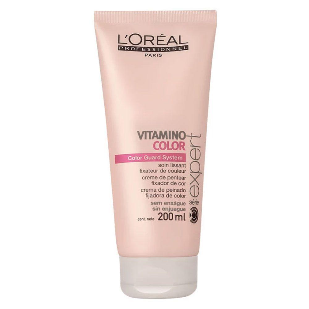 Creme de Pentear Fixador da Cor Vitamino Color L'Oréal Professionnel - 200ml