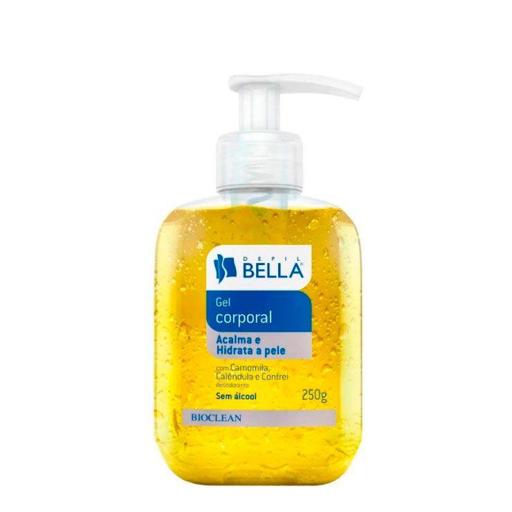 Depil Bella Gel Corporal Pós Depilação Camomila - 250g