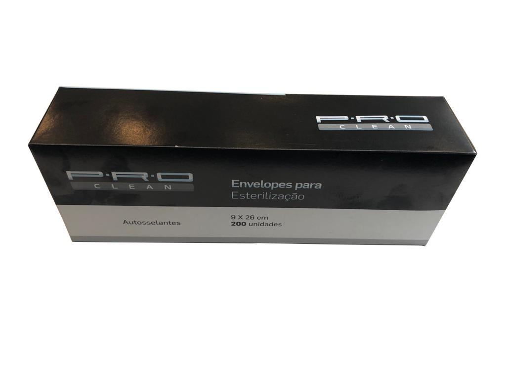 PRO Clean Envelope Autoclave 9x25cm