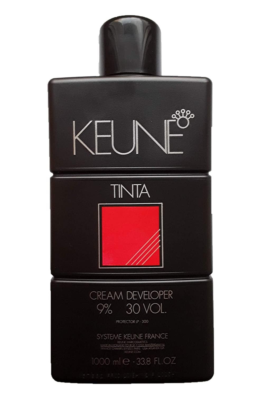 Keune Cream Developer 9% 1000 ml