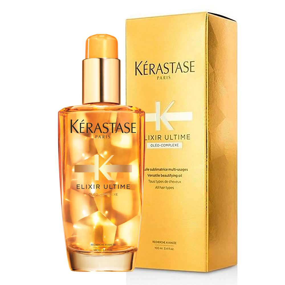 Leave In Kérastase Elixir Ultime Óleo Complexe - 100ml