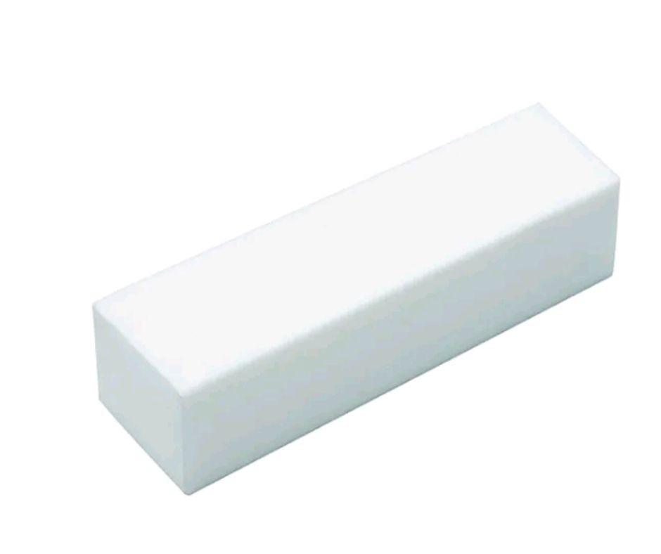 Lixa Bloco Branco
