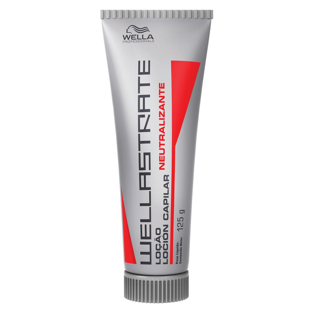 Loção Neutralizante Wellastrate Wella Professional - 125g
