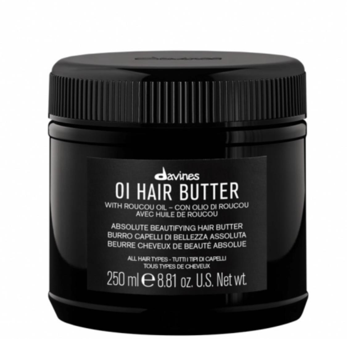 Máscara Davines Oi Hair Butter 250ml