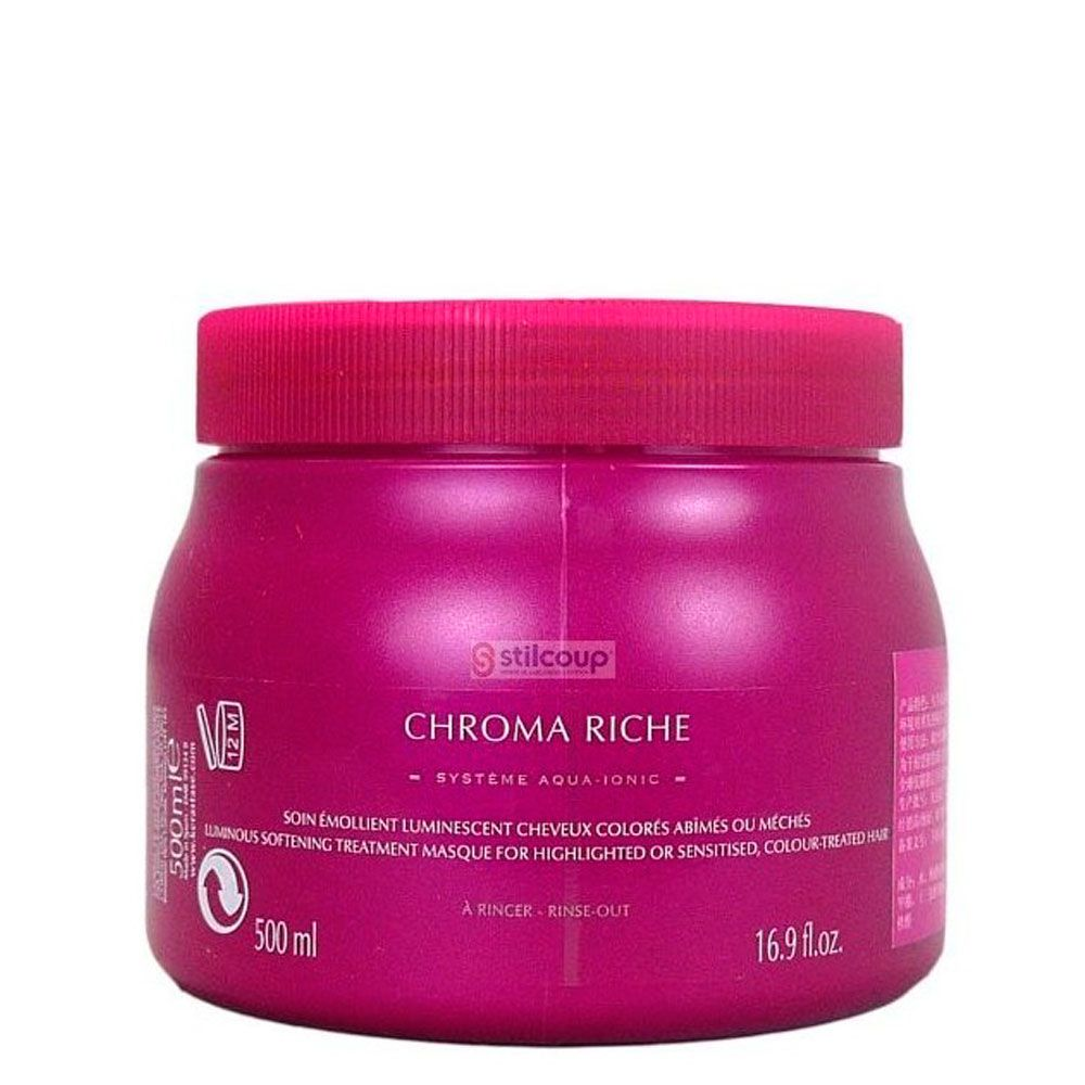 Máscara de Luminosidade Kérastase Reflection Chroma Riche - 500g