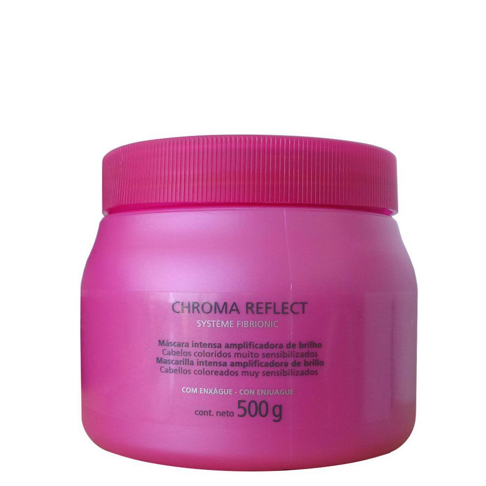 Máscara Kérastase Reflection Chroma Reflect - 500g