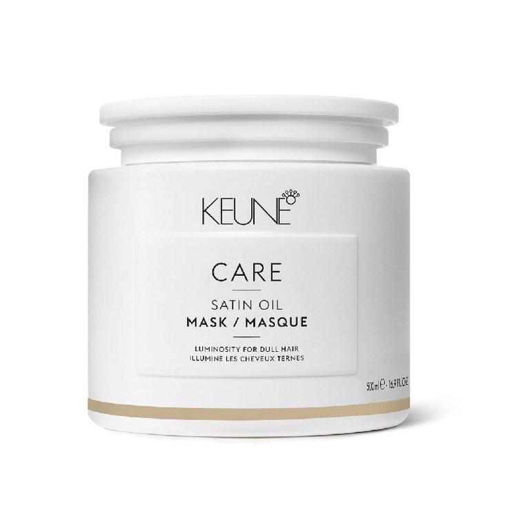 Mascara Keune Care Satin Oil 500ml