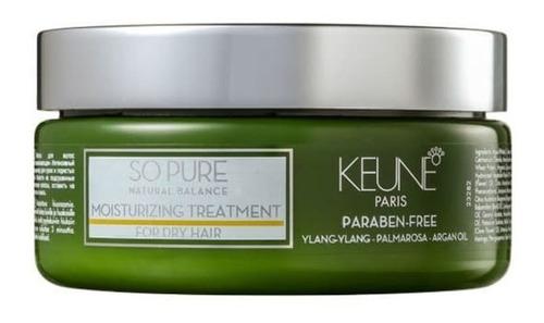 Máscara Keune So Pure Moisturizing Treatment 200ml