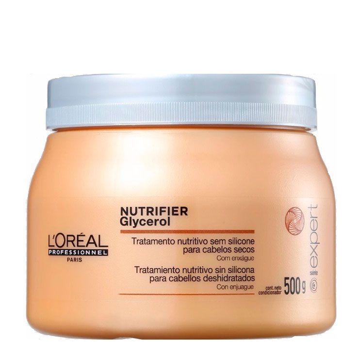 Máscara L'Oréal Nutrifier Glycerol - 500ml