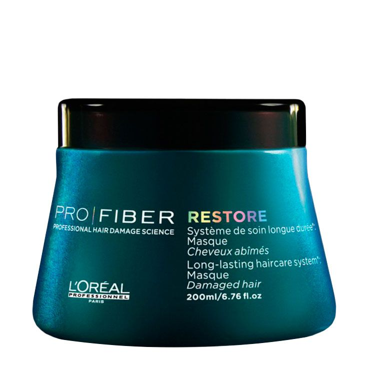 Mascará L'Oréal Pro-Fiber Restore 200ml