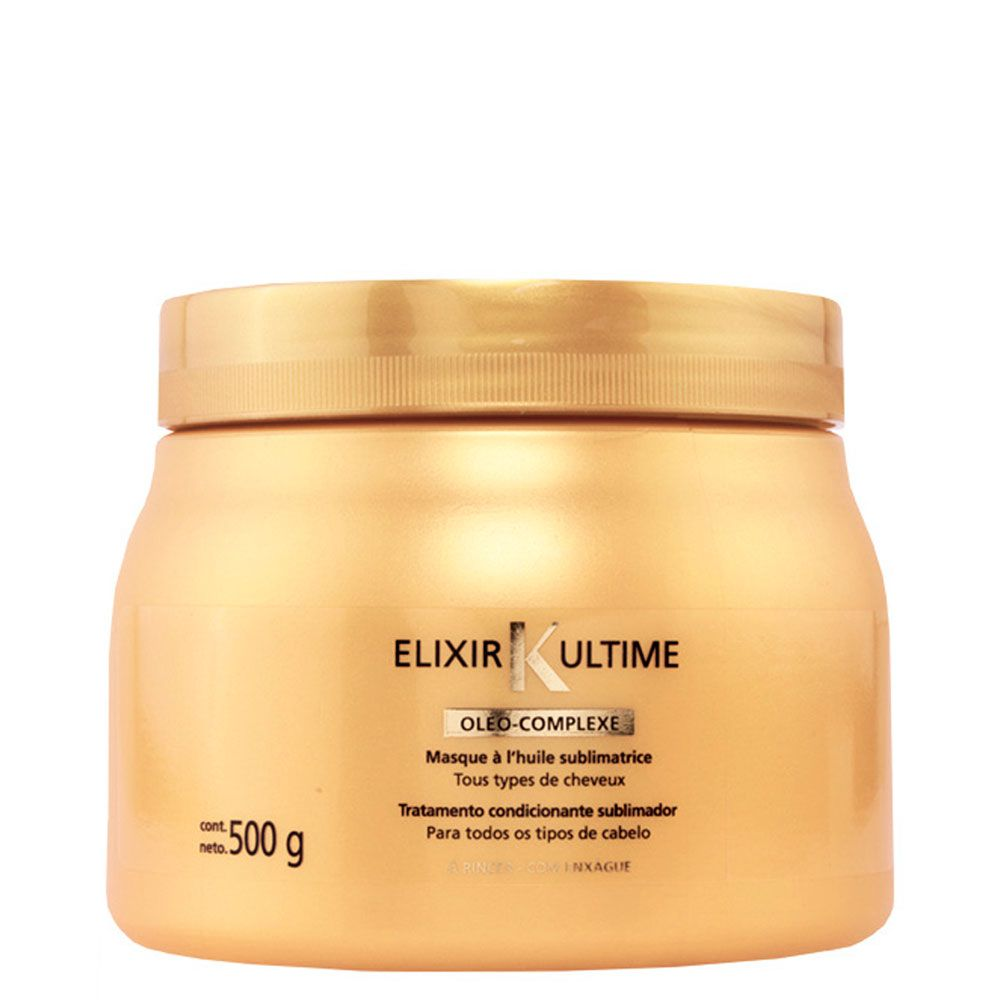Máscara Nutritiva Kérastase Elixir Ultime - 500g