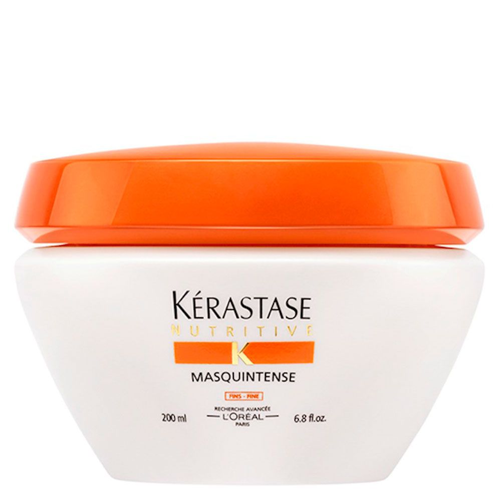 Máscara Para Cabelos Finos Kérastase Nutritive Masquintense - 200g
