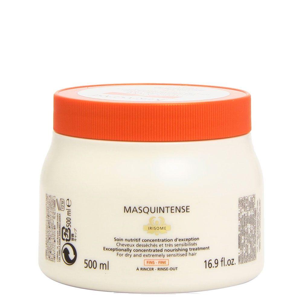 Máscara Para Cabelos Finos Kérastase Nutritive Masquintense - 500g