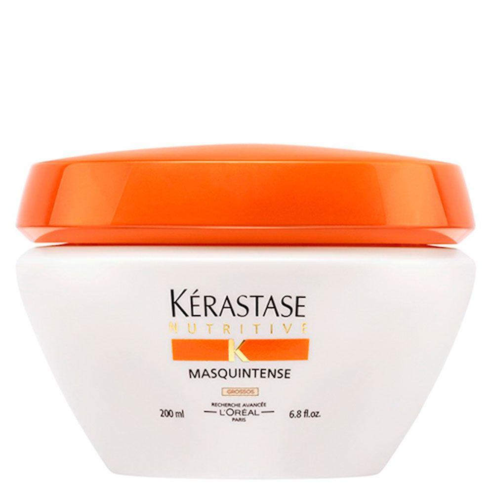 Máscara Para Cabelos Grossos Kérastase Nutritive Masquintense - 200g