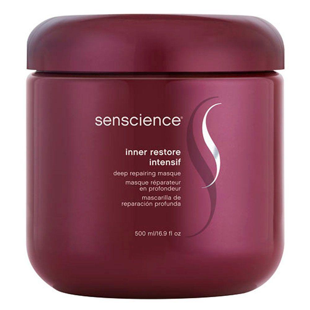 Máscara Senscience Inner Restore Intensif Reparação Profunda - 500ml