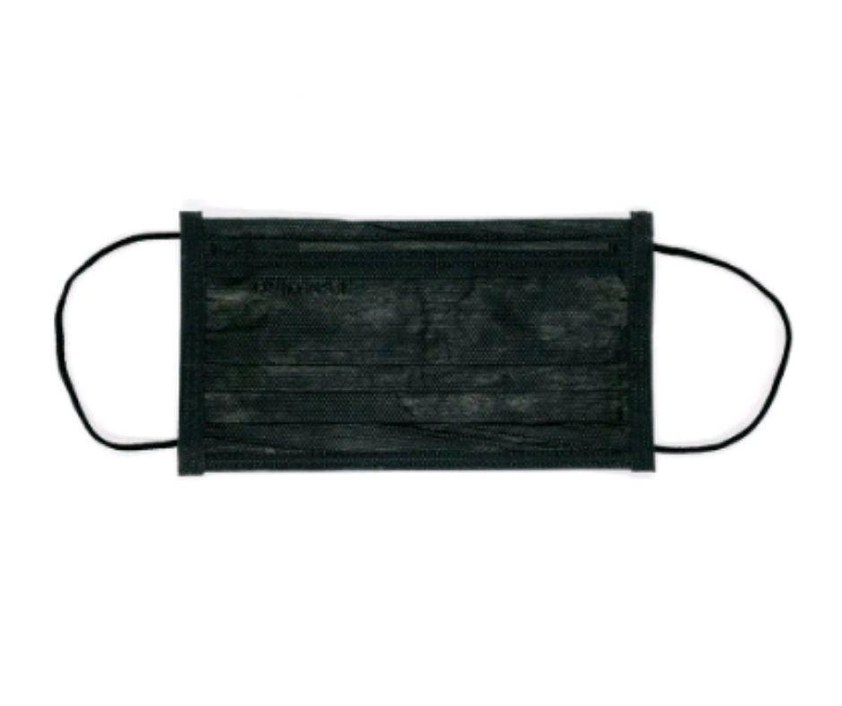 Mascara Tripla Elástico BLACK PROTDESC caixa com 50un