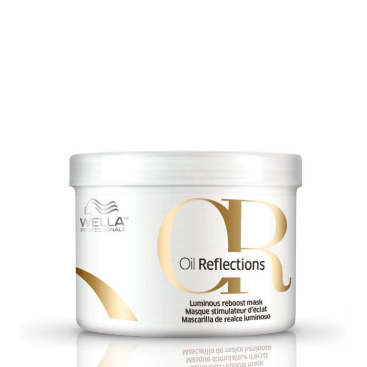 Máscara Wella Oil Reflections Luminous Reveal - 500g