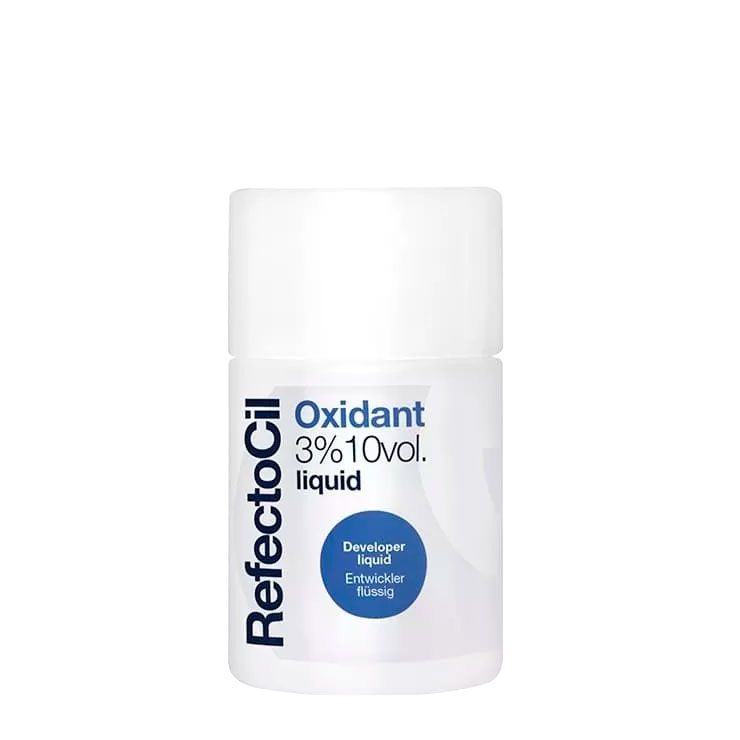 Oxidante para Sobrancelhas Refectocil 3% 10 Volumes - 100ml