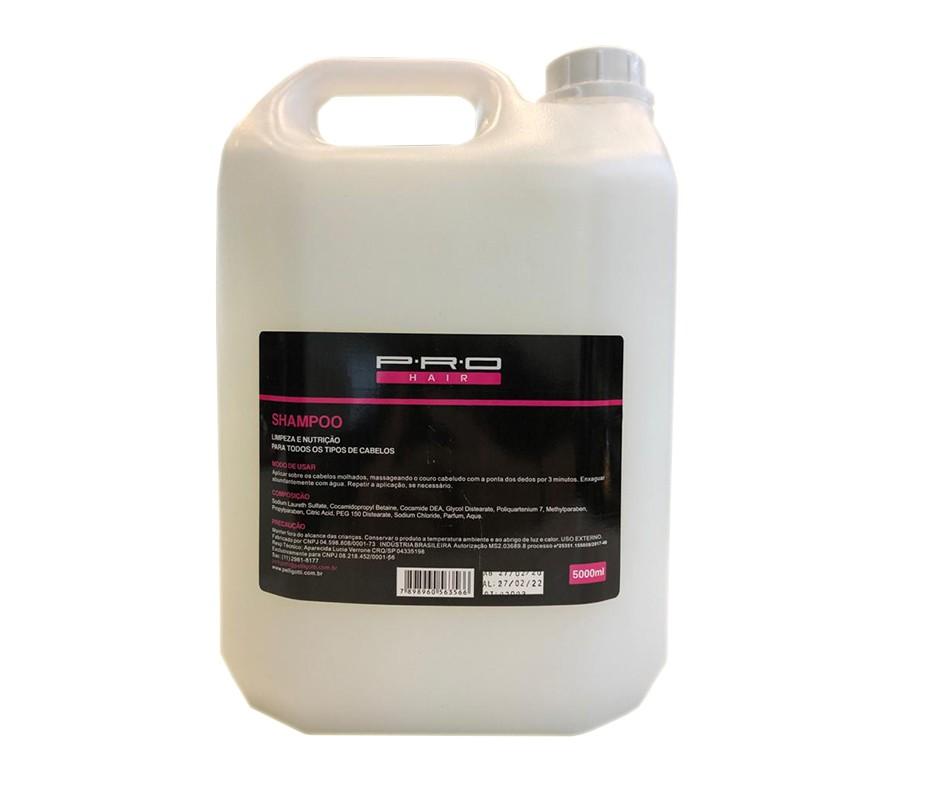 PRO Hair Shampoo Nutriçao 5L