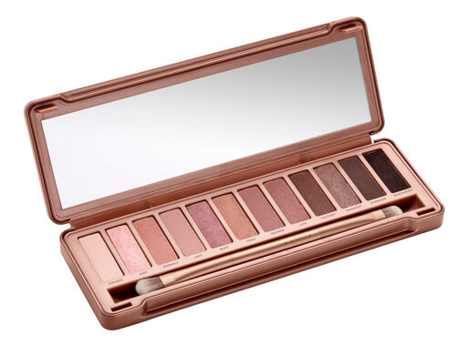 NAKED URBAN DECAY PALETTE 3