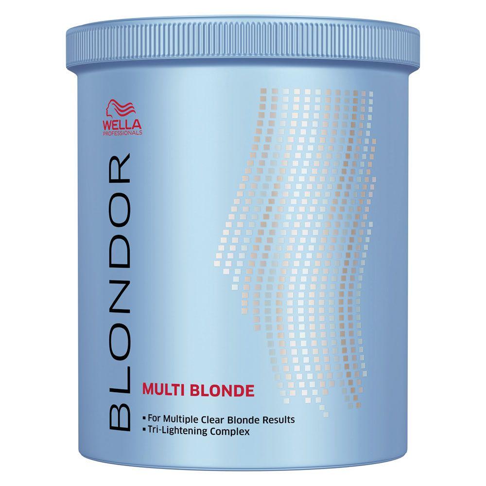 Pó Descolorante Capilar Wella Blondor - 800g