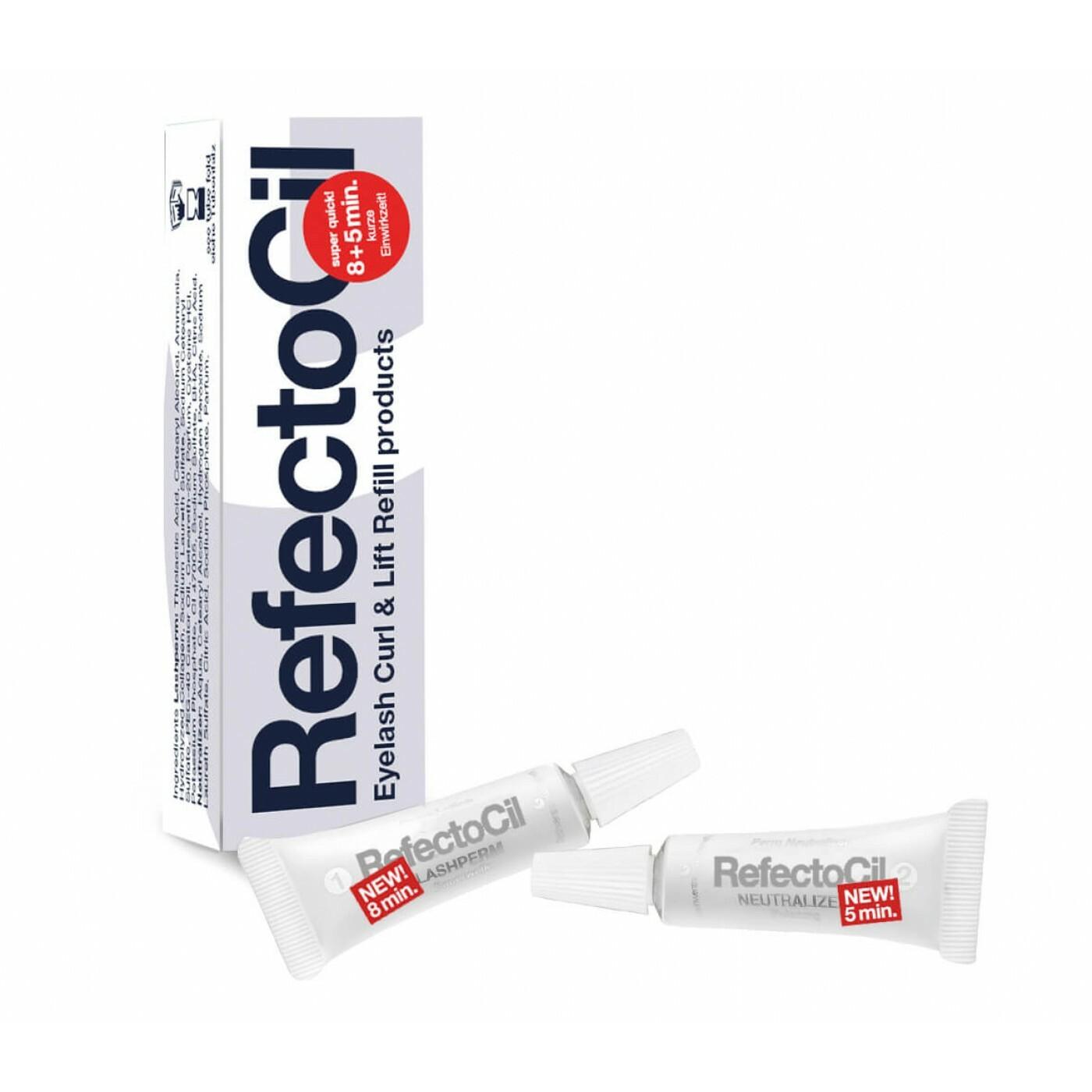 Refectocil Eyelash Curl & Lift Curl Perm/Neutralizer 3,5ml