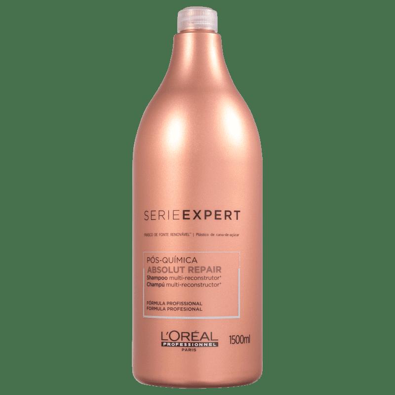 Shampoo Absolut Repair Pós Química L'Oréal Professionnel - 1500ml