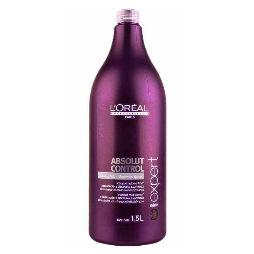 Shampoo Cleansing Balm Multi Controle Absolut Control L'Oréal Professionnel - 1500ml