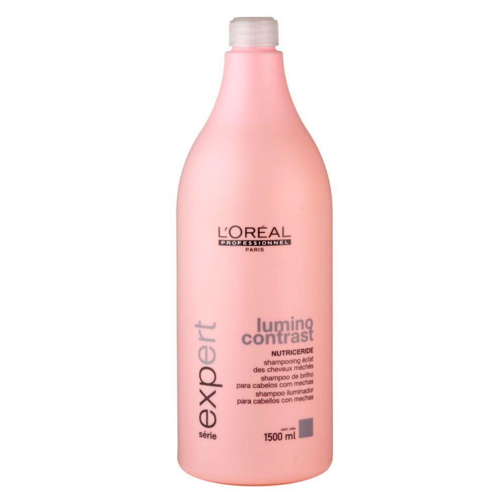 Shampoo de Brilho Para Mechas Lumino Contrast L'Oréal Professionnel - 1500ml