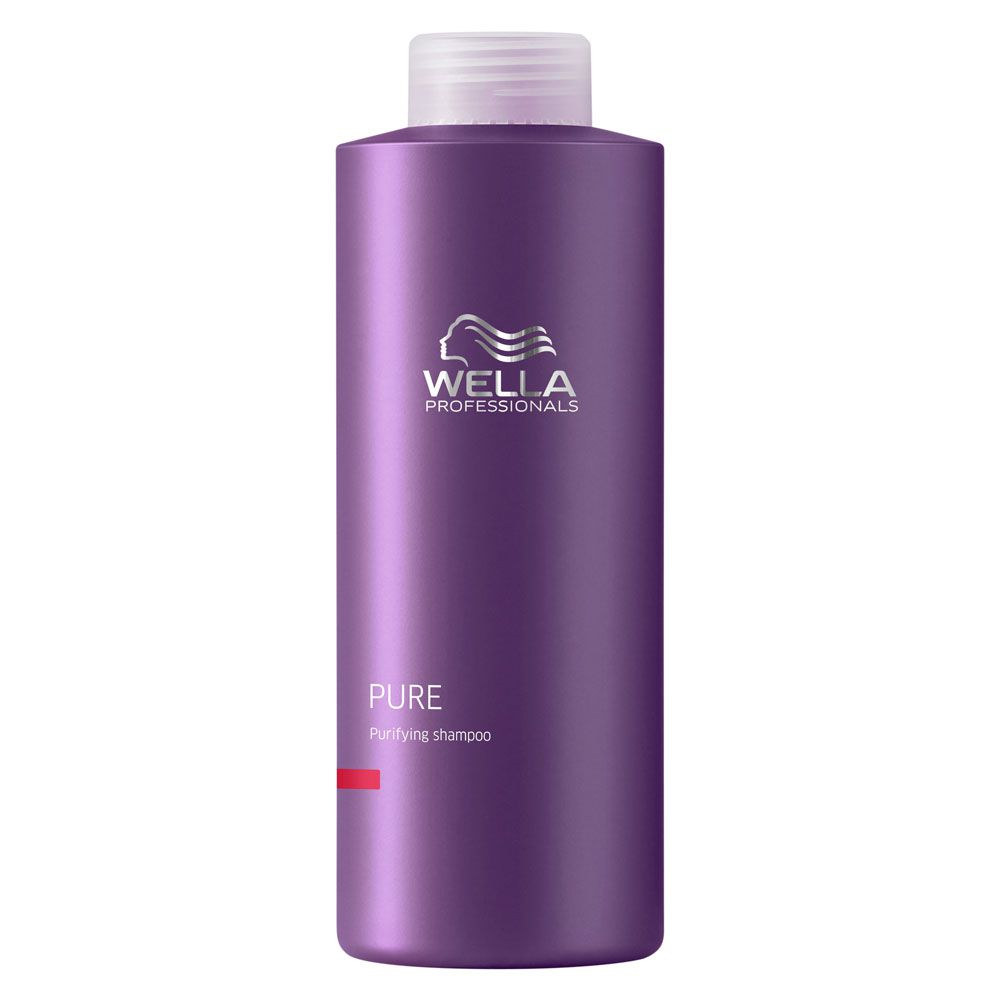Shampoo de Limpeza Profunda Balance Pure Wella Professional - 1000ml