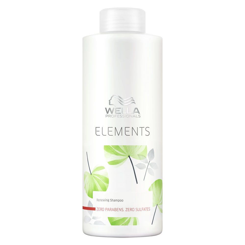 Shampoo Elements Renewing Wella Professional - 1000ml