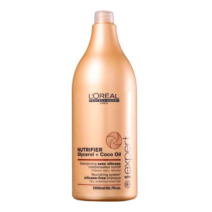 Shampoo L'Oréal Nutrifier Glycerol - 1500ml