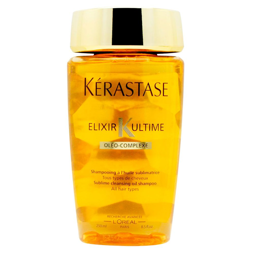 Shampoo Nutritivo Kérastase Elixir Ultime 250ml